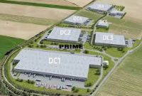 Logistic hall Mstětice DC2