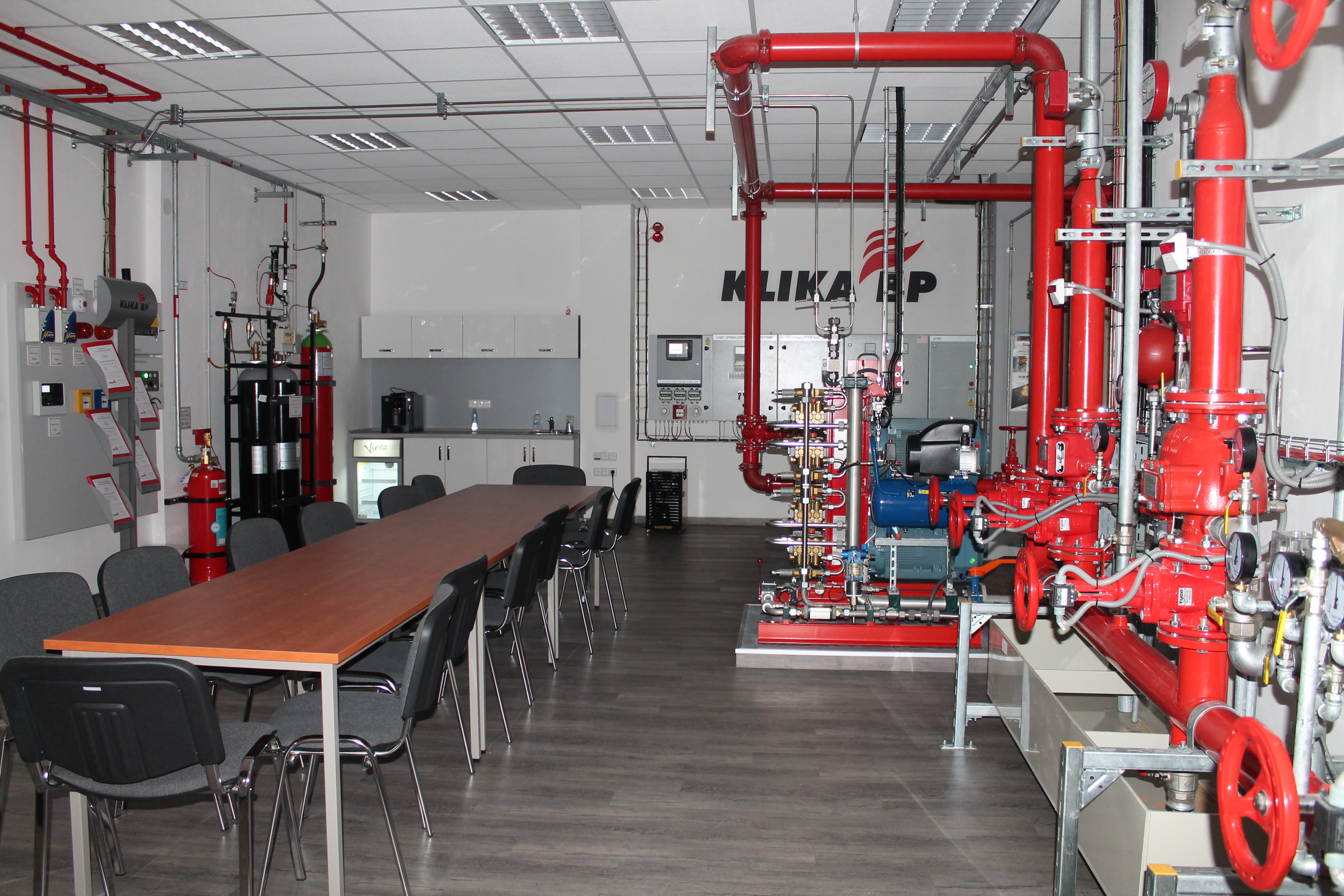 We Are Specialists In Fire Safety Klika Bp A S